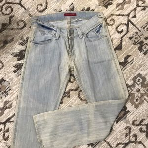 Levi's | 504 Slouch Straight Jeans